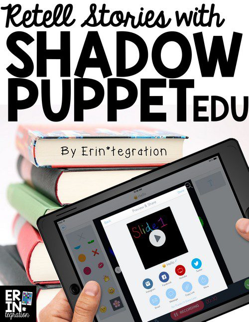 RETELLING WITH SHADOW PUPPET