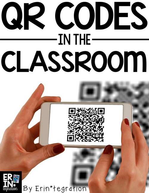 More ways to use QR reader apps in the elementary classroom. Some of these you may not have tried before!