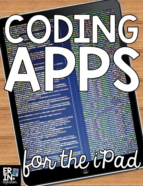 Coding apps for the iPad to use for the Hour of Code and all year. Touch the included Thing Link interactive image to quickly download the coding apps to your iPad!