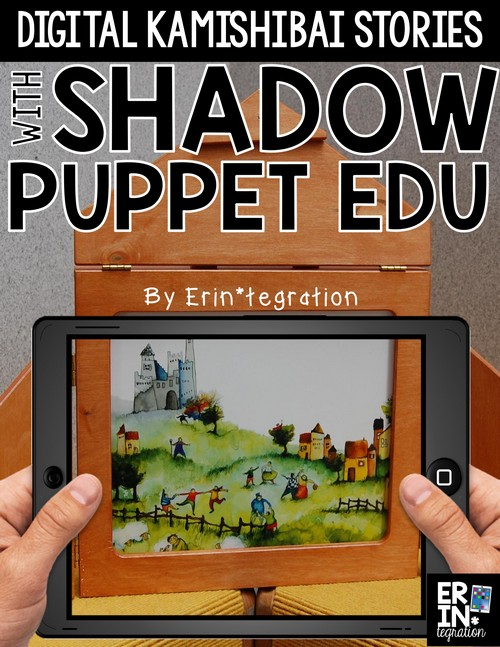 Practice retelling and story framing reading strategies during reading workshop with the story Kamishibai Man then make your own digital Kamishibai stores using the free iPad app Shadow Puppet Edu.