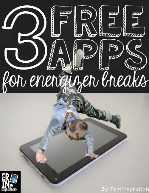 3 FREE APPS FOR ENERGIZER BREAKS ON THE IPAD