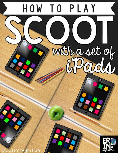 IPAD SCOOT – A TECHNOLOGY TWIST ON A CLASSIC MOVEMENT GAME