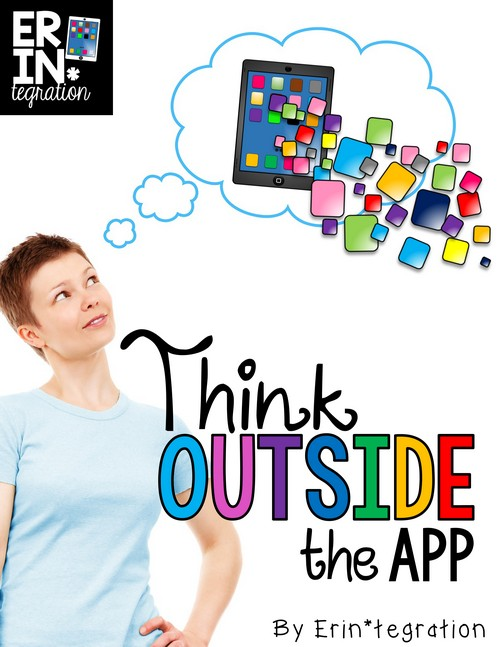 Tips to find apps for any lesson - try to think outside the app! Discover new ways of using apps with these suggestions.