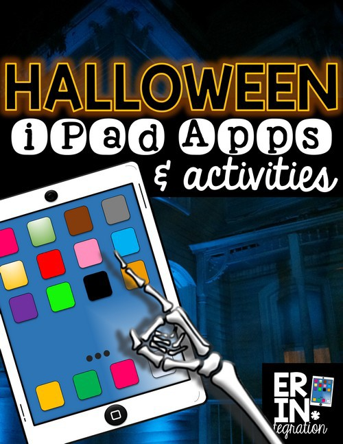 HALLOWEEN APPS & ACTIVITIES FOR THE IPAD