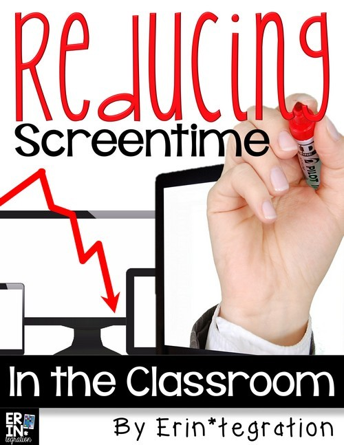 SCREEN TIME IN THE 1:1 CLASSROOM