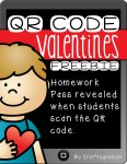 COVER FREEBIE Erintegration Valentines with QR Codes