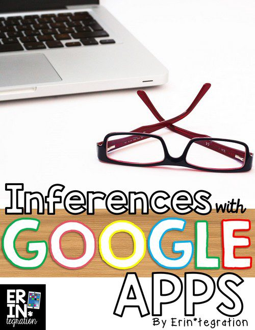 MAKING INFERENCES ON GOOGLE SLIDES