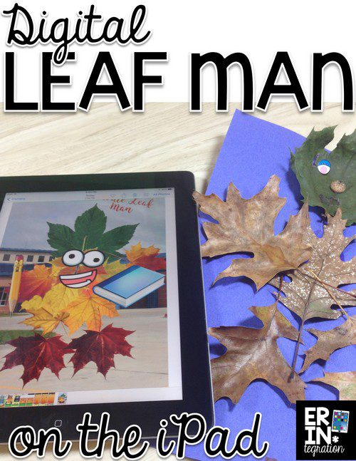 HOW TO MAKE A LEAF MAN ON PIC COLLAGE