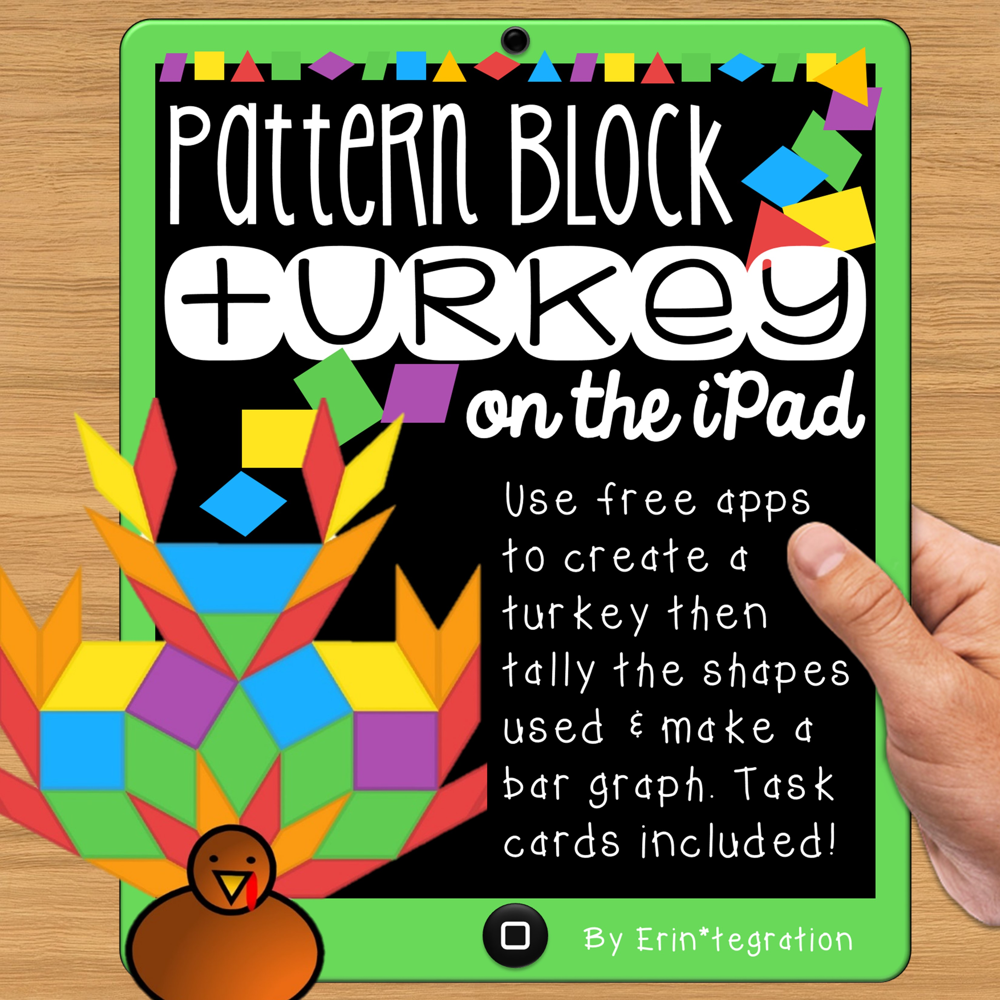 Erintegration Turkey Math on the iPad