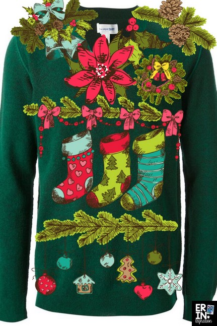 Use the app Pic Collage to design an ugly Christmas Sweater on the iPad using the in-app image search and stickers or clips. Learn how to integrate technology during the holidays with this engaging ugly Christmas sweater activity for the classroom.