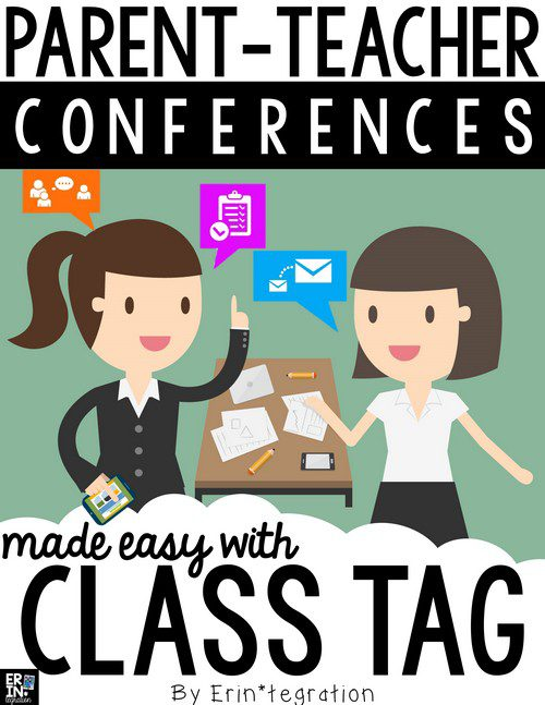 PARENT-TEACHER CONFERENCE SIGN UPS WITH CLASSTAG