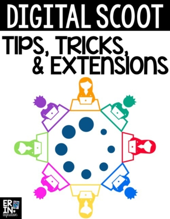 DIGITAL SCOOT:  TIPS, TRICKS, AND EXTENSION ACTIVITIES