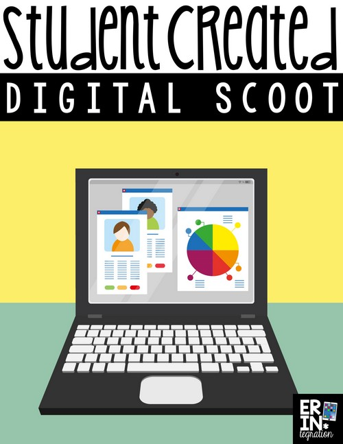 Have you played Digital Scoot on either the iPad or on Google Slides? Learn how students can create their own Digital Scoot games to play on your devices!