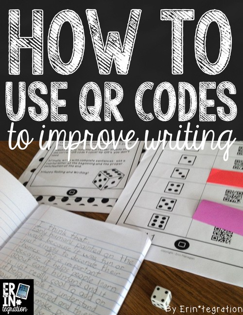 How to use QR codes to improve writing