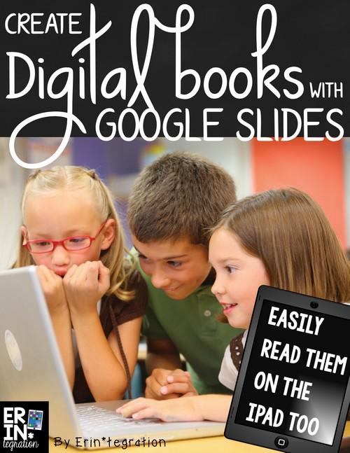 Create Digital Books on Google Slides