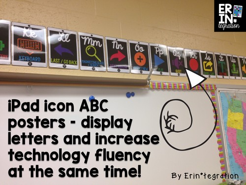 Increase technology fluency with these classroom decor tips