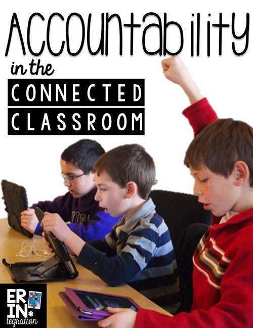 HOLD STUDENTS ACCOUNTABLE WHEN USING TECHNOLOGY