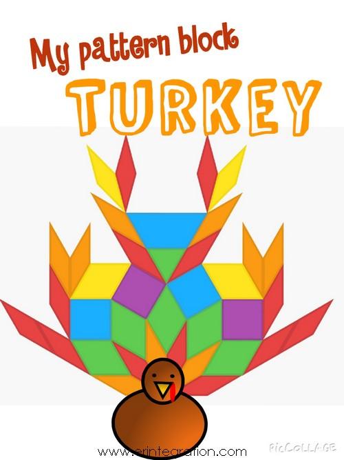 screenshot of turkey iPad activity