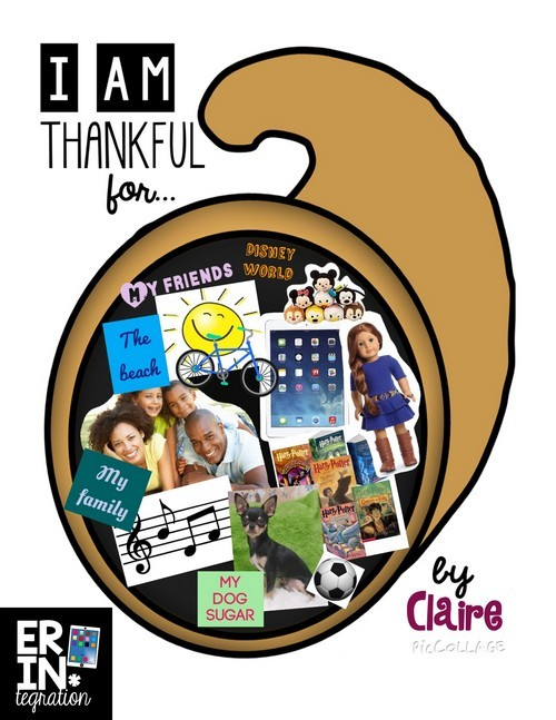 5 creative iPad Activities for Thanksgiving. So. Much. Fun! Integrate iPads in the classroom Thanksgiving week. Great ideas for those crazy days before break!