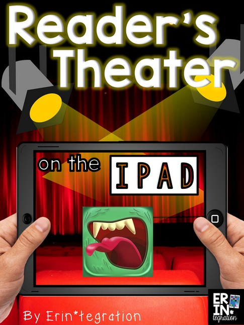 Free apps & ideas for enhancing reader's theater by using iPads. So many fun ways to breathe life into a tried and true method for practicing fluency!