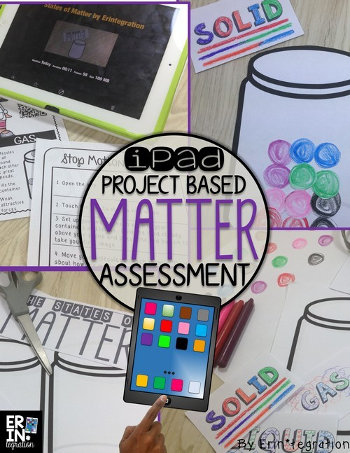 PROJECT BASED ASSESSMENT: STEAM ON THE IPAD