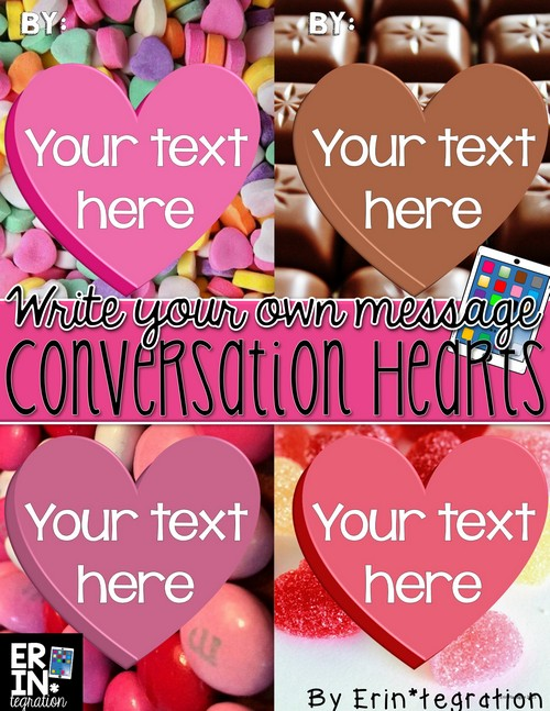 Valentine S Day Technology Integration Activities
