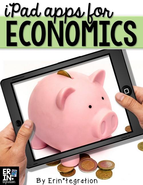 IPAD APPS FOR TEACHING ECONOMICS