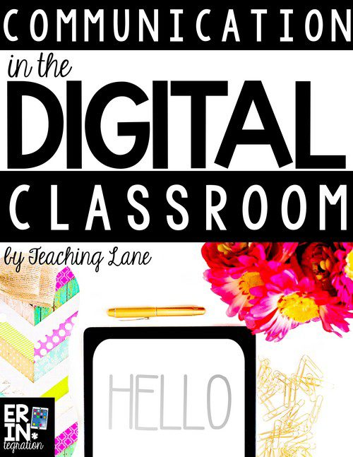 DIGITAL ASSESSMENTS AND COMMUNICATION IN THE CLASSROOM