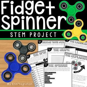 Erintegration Fidget Spinner in the Classroom 1