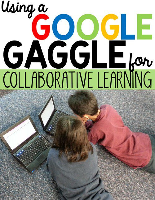 COLLABORATIVE LEARNING WITH GOOGLE APPS