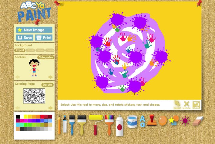INTERNATIONAL DOT DAY WEBSITES & CHROMEBOOK ACTIVITIES -
