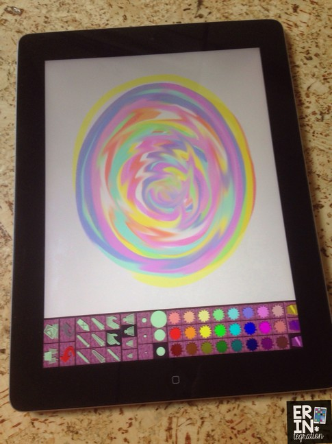 IPAD APPS FOR INTERNATIONAL DOT DAY -