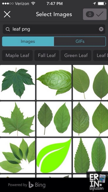 Leaf man on Pic Collage! Technology integration for fall! Have students use the free iPad app Pic Collage to make a digital leaf man! Step by step instructions and lesson suggestions.