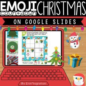 Erintegration Emoji Christmas Countdown Google