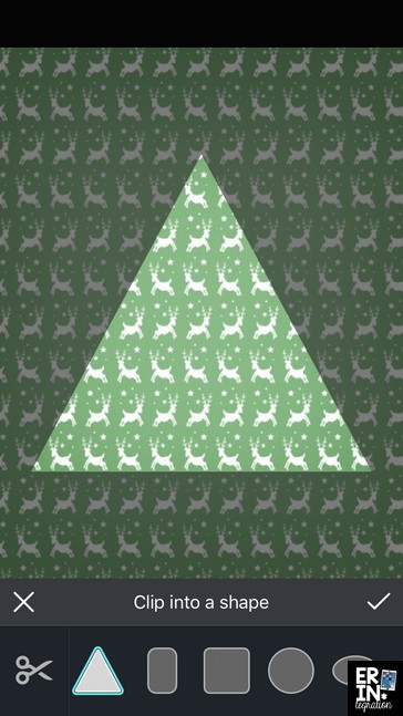 Learn how to use the iPad to make a digital Christmas Tree. No mess, no cutting, and no gluing required for this paperless iPad craftivity using the free app Pic Collage
