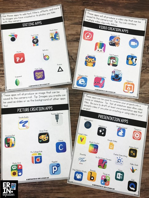 HAVE AN IPAD APP DRAFT IN THE CLASSROOM -