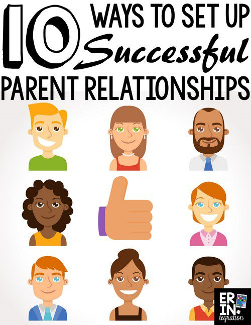 10 Ways to Set Yourself Up for Successful Parent Relationships