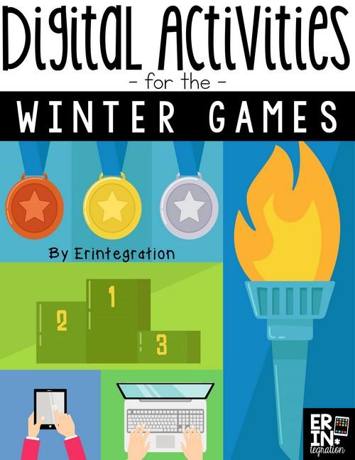 Erintegration Digital Activities for the Winter Games