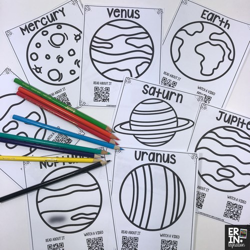 Celebrate May 4th in the Classroom with this engaging list of space and solar system technology activities and projects for all devices.