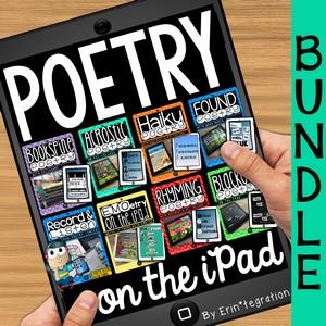 Erintegration iPad Poetry Bundle