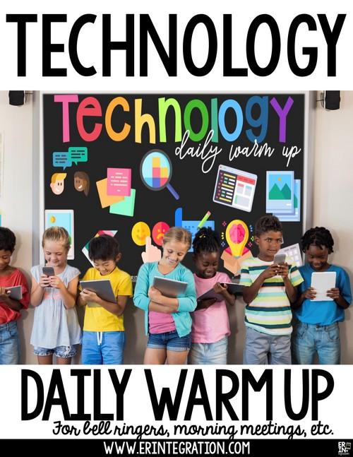 Erintegration Technology Daily Warm Ups