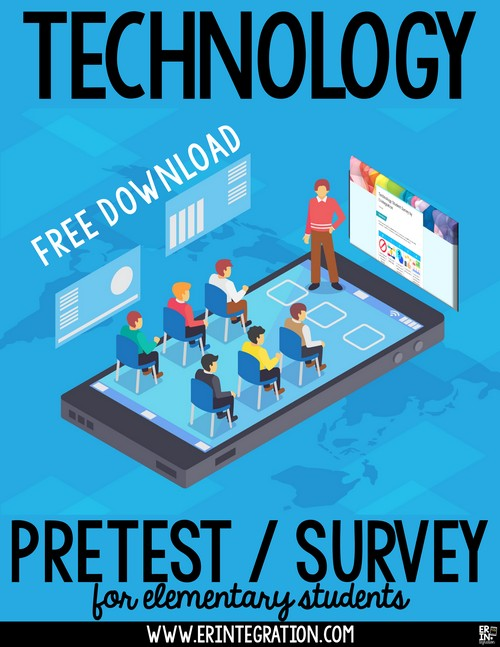 Download a free technology survey for students and learn how to use a technology student survey in the classroom to gain insight into your students' experiences with technology in and outside of the classroom.