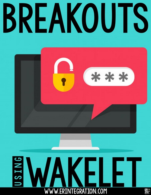 Create Breakout Games With Wakelet