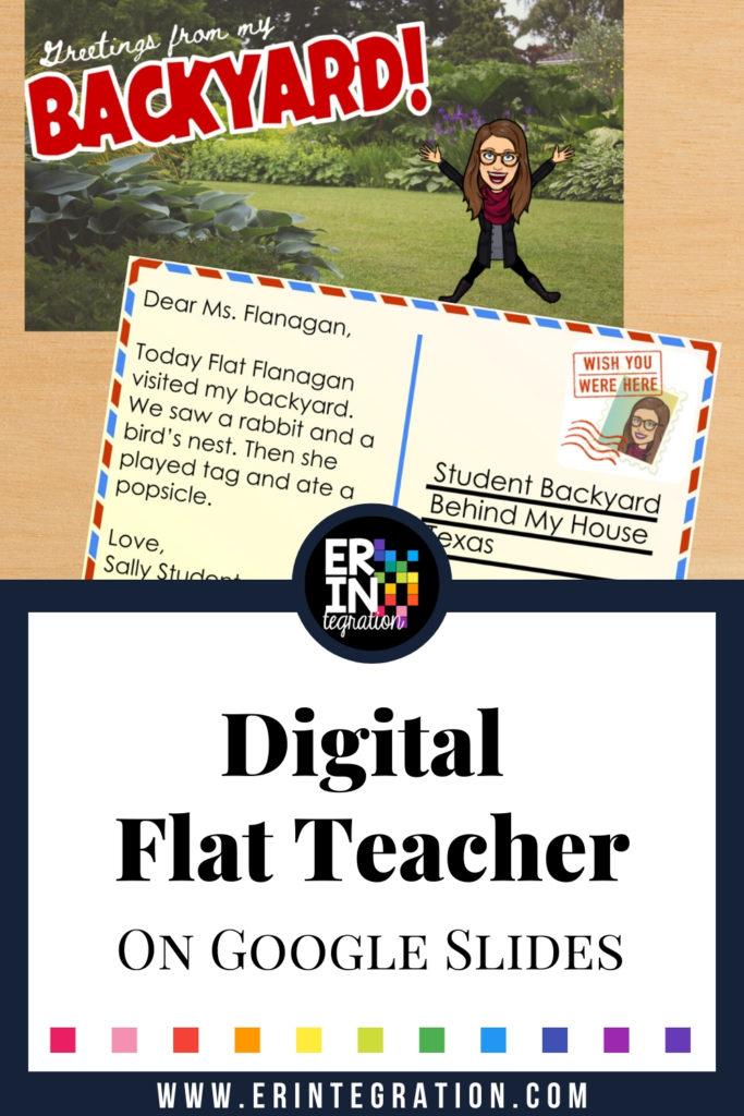screenshot of flat teacher templates