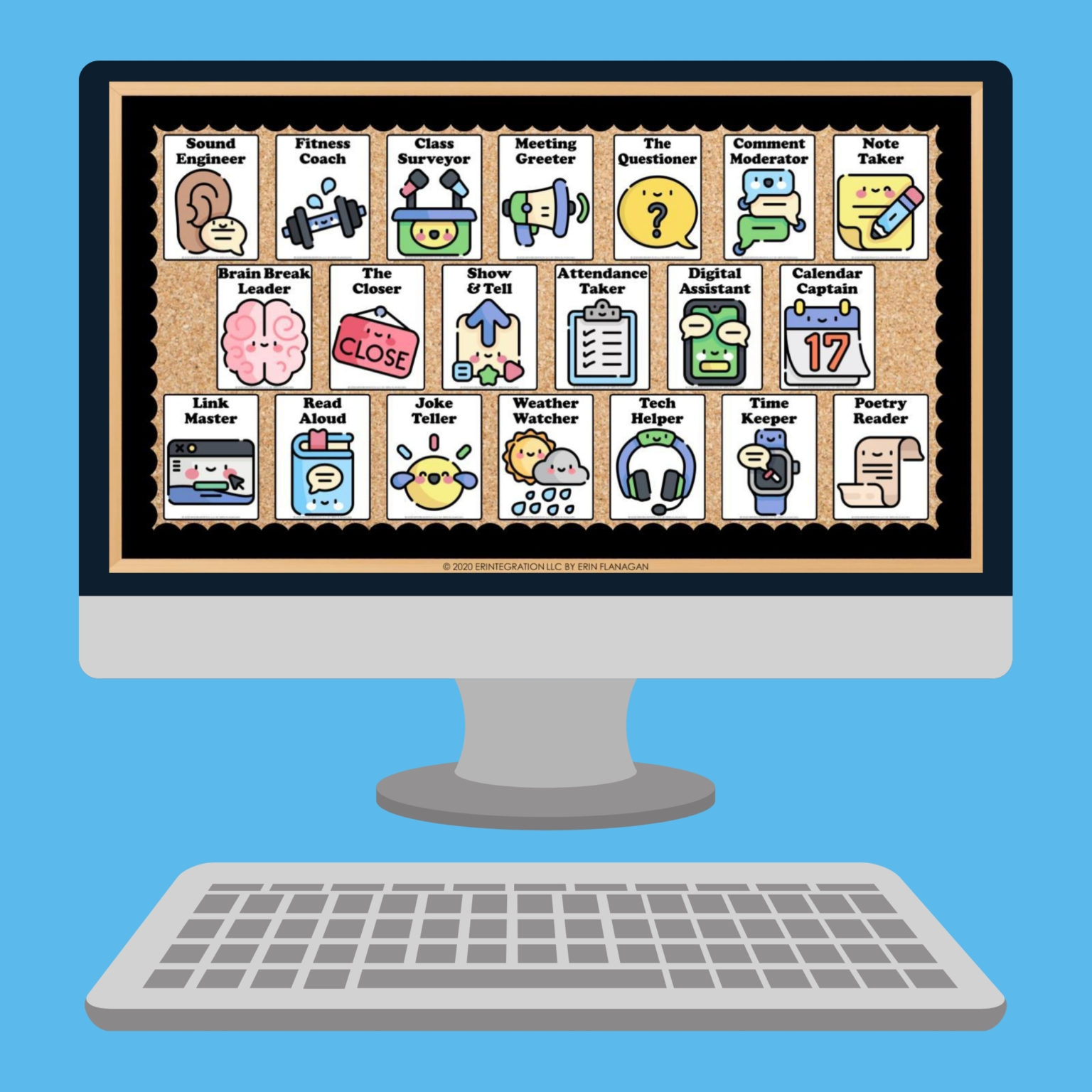online jobs for distance learning close up of interactive bulletin board of jobs