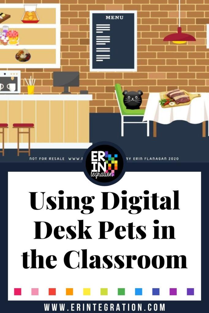 Erintegration Digital Desk Pets Add New Scenes PIN