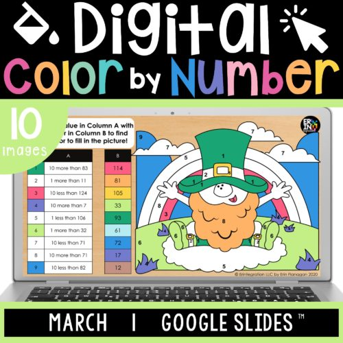 Erintegration Digital Color By Number cover image thumbnail