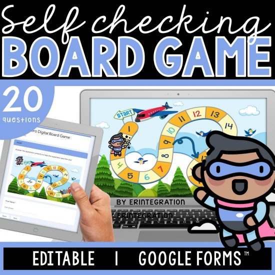 Erintegration Digital Board Game THUMBS 13
