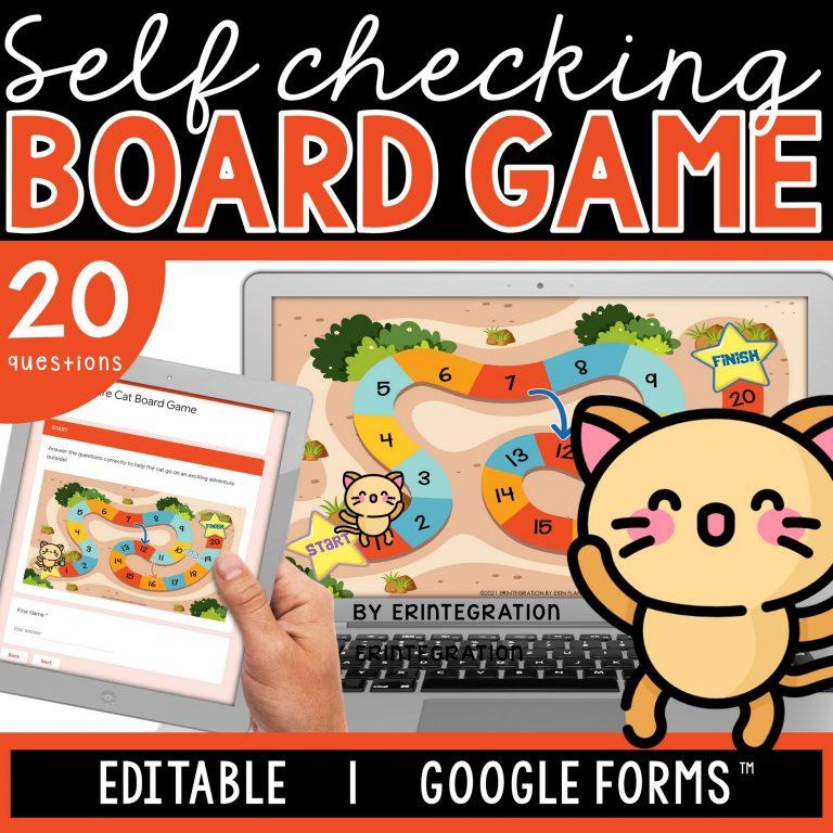 Erintegration Digital Board Game THUMBS 17