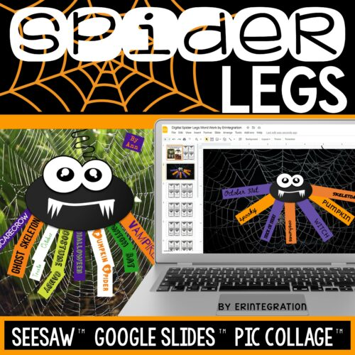 Erintegration Spider Legs